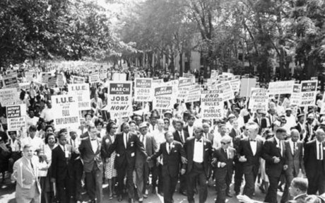 American civil rights movement | Definition, Events, History, & Facts