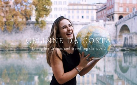 Celinne Da Costa: the Power and Joy of Traveling the World
