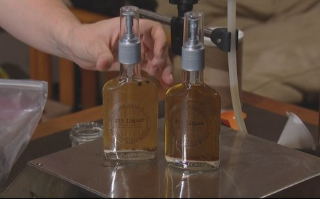 'We Love Whiskey, Why Not Put It In Our Armpits?' Pit Liquor Is Born