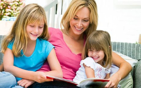 La lettura ai bambini