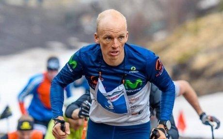 Karl Egloff bate el récord de velocidad del Elbrus y gana Elbrus Sky Marathon