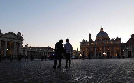 Rome Pilgrimage Meeting - Tuesday