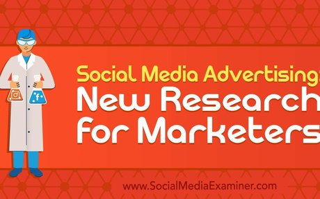 Social Media Advertising: New Research for Marketers