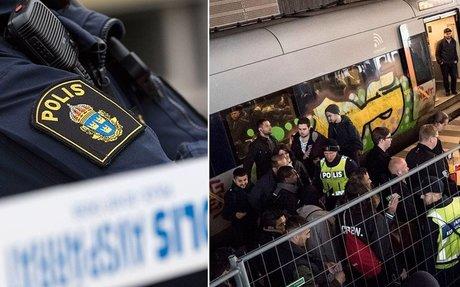 Polisen vill få utföra gränsnära kontroller   SvD