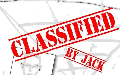 CLASSIFIED by Jack, age 10