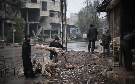 تصعيد العنف في سوريا يودي بحياة ثلاثة لاجئين فلسطينيين آخرين في مخيم خان الشيح
