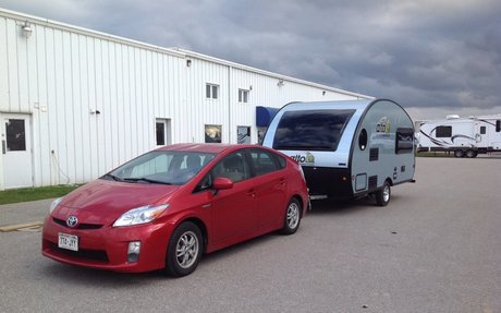 The Prius Challenge…Finding NeverLand