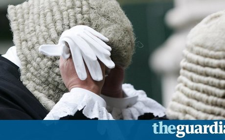 Lack of diversity among senior judges