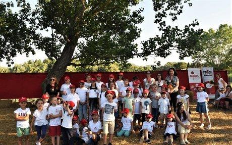 """Szkoły """"Anders"""" w Maceracie i w Ankonie wspólnie świętują zakończenie roku szkolnego"""