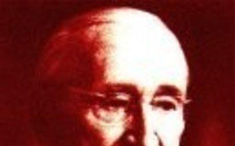 Friedrich von Hayek, the father of neo-liberalism., by  Denis Boneau