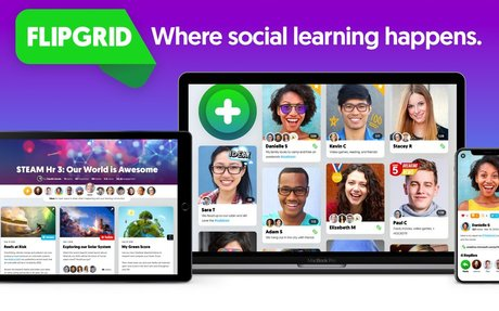 Flipgrid. Ignite Classroom Discussion.