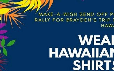 Make a Wish Rally