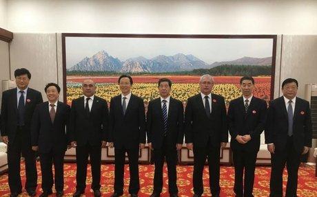 Nagy az érdeklődés a magyar pálinka iránt Kínában