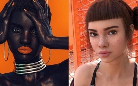 Brands Are Creating Virtual Influencers, Which Could Make the Kardashians a Thing of the P