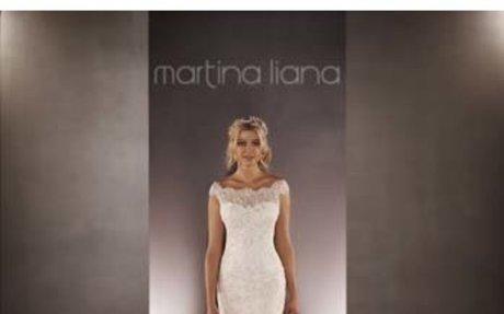 Martina Liana 632 Bridal gowns, Bridal Store Walnut Creek | Flares Bridal