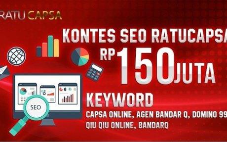 Info Kontes SEO Terbaru 2017 CapsabandarQ.com by burhanseo.com
