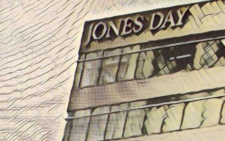 Former Partner Hits Jones Day With Gender Bias Suit
