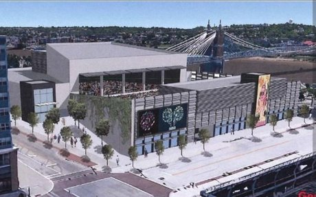 Cincinnati: Here are the 3 groups looking to build an entertainment venue at The Banks