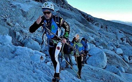 """Karl Egloff: """"El récord en el Huascarán muestra lo que es el alpinismo moderno, de velocid"""