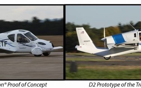 Flying cars to be tested, produced at Nashua airport | New Hampshire