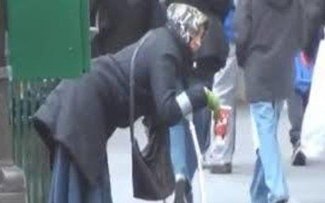 Les réseaux roms de la mendicité – Le scandale des faux handicapés