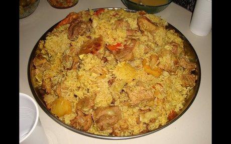 How to make maqlooba recipe | how to make maqluba chicken | how to make chicken maqlooba |