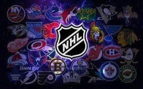 Le site Web de la Ligue nationale de hockey