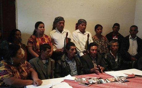 Ataque a líderes comunitarios contra cementera deja 17 heridos en Guatemala   GAIA