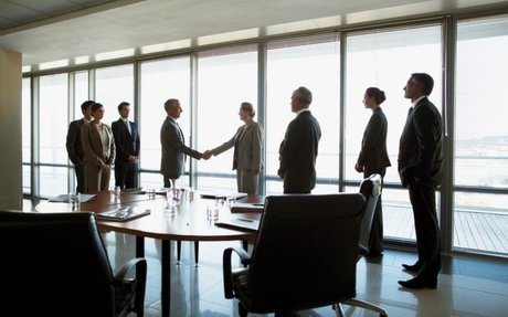 Biglaw Firm On The Prowl For A Merger Partner