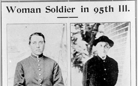 A history lesson for Trump: Transgender soldiers served in the Civil War