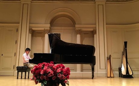 American Protégé International Piano and Strings Competition 2016