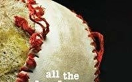 """""""We Take the Field"""" from All the Broken Pieces by Ann E. Burg"""