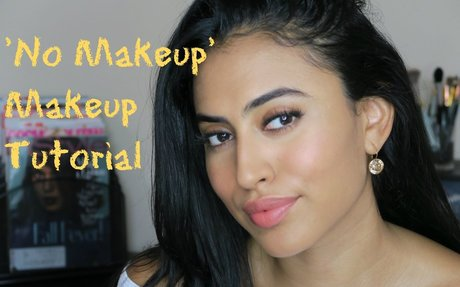 'No Makeup' Makeup Tutorial