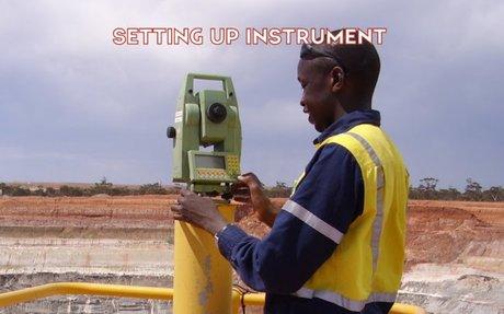 Instrument Setup - Surveyor Photos tagged 'setup'