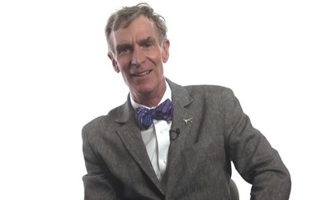 Hey Bill Nye! Are You for or against Fracking? - Video