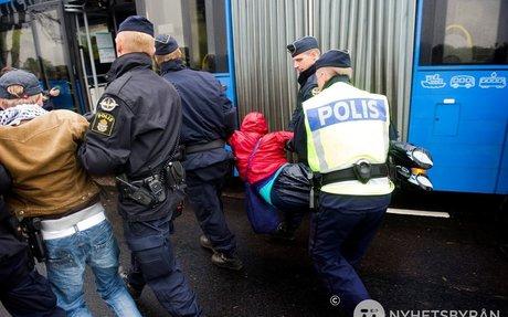 Tvångsavvisningar av asylsökande minskar - P4 Östergötland