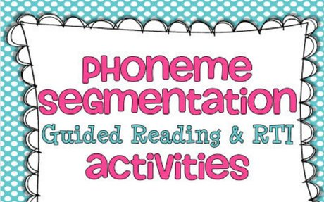 Phoneme Segmentation {and a freebie} - Little Minds at Work