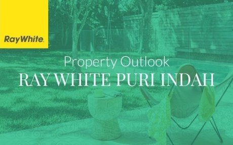 Puri Indah Property Outlook 2018 by Mr. Ir. Widiyanto (Principal of Ray White Puri Indah).