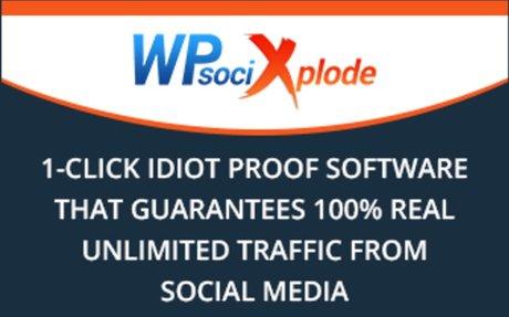 WP SociXplode WordPress Viral Traffic Plugin