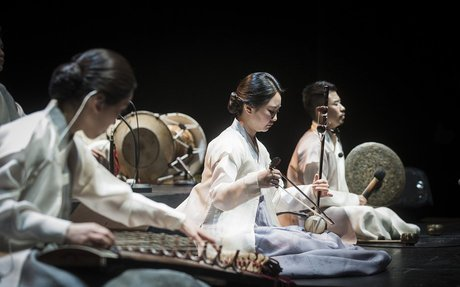 Traditional Korean Music and Instruments
