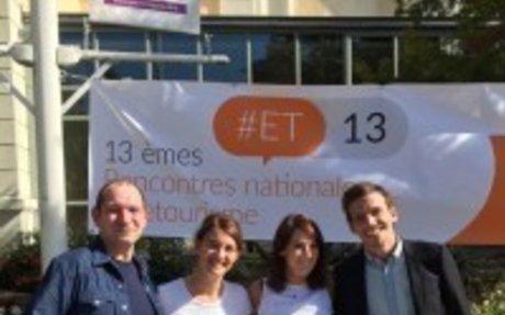Artips, GuestViews et Timescope aux Rencontres Nationales du etourisme – #ET13