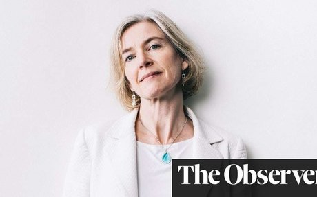 Jennifer Doudna: 'I have to be true to who I am as a scientist'