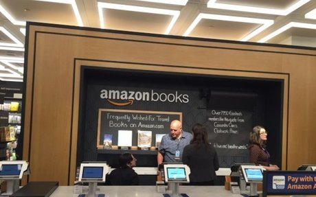 Amazon Will Be the Fifth Largest Bookstore Chain