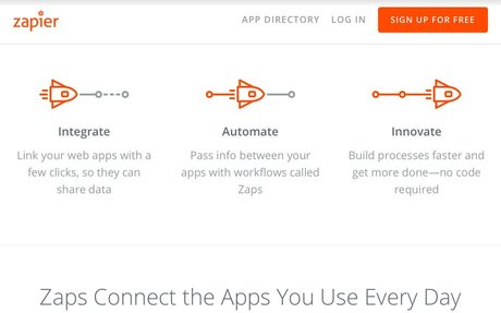 Zapier: The easiest way to automate your work