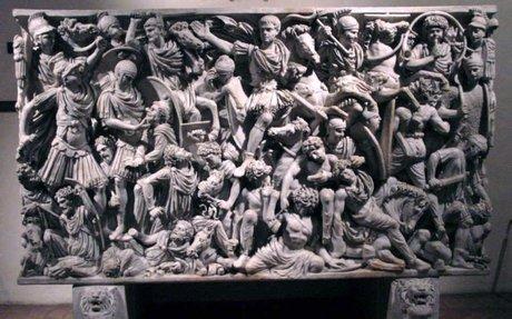 Grande Ludovisi Sarcophagus