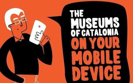 Visitmuseum: Presentació de la nova app dels museus catalans