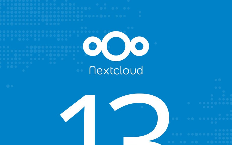 Nextcloud 13 Brings Improved UI, Video and Text Chat, End-to-end Encryption, Improved perf