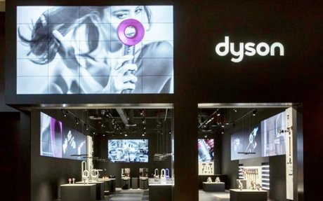 Dyson Unveils 1st Canadian Retail Space [Photos]