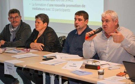 Quand il faut renouer le dialogue entre associés | Journal Paysan Breton