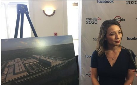 COLUMBUS: Facebook to build $750 million data center in New Albany